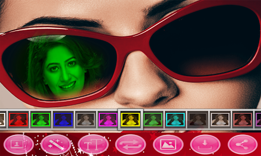 Goggle Photo Frames - screenshot