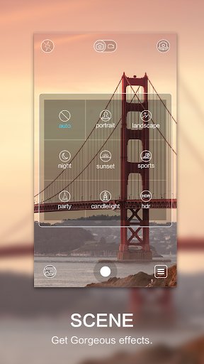 HD Camera Ultimate for Android screenshot 4