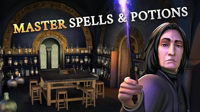 Harry Potter: Hogwarts Mystery Screenshot 18