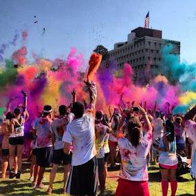 Color Toss! by Briana Jones - Instagram & Mobile Instagram