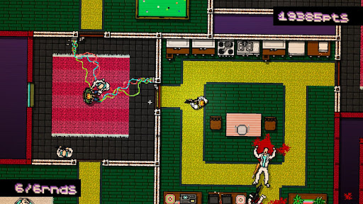Hotline Miami - screenshot
