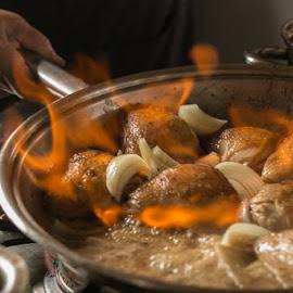 Drunken chicken by Mariana Visser - Food & Drink Cooking & Baking