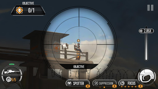 SNIPER X WITH JASON STATHAM screenshot 13