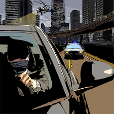 Car Thief Sim: Crime Race Game