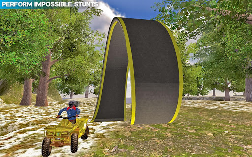 Extreme Stunt Quad Bike Racing For PC
