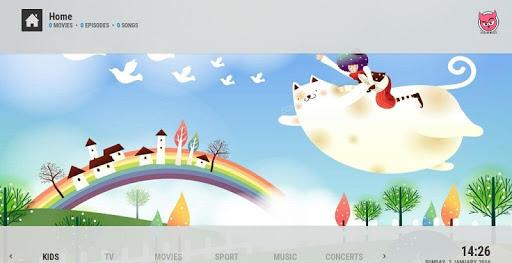 MadCast Ultra for Kodi - screenshot