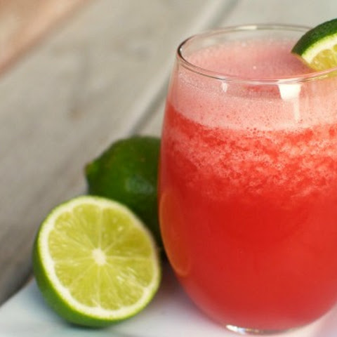 Cherry Limeade Cooler