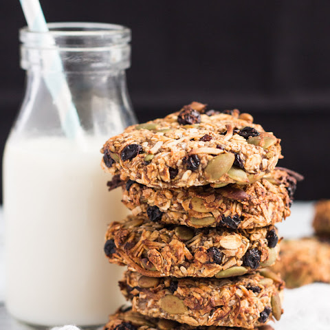 Grab and Go Breakfast Cookies