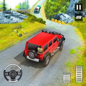Offroad Jeep Driving Fun: Real Jeep Adventure 2019 For PC (Windows And Mac)