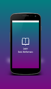 Learn basic Mathematics - screenshot