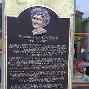 Kalisa La Ida's Cafe