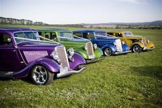 rent wedding cars