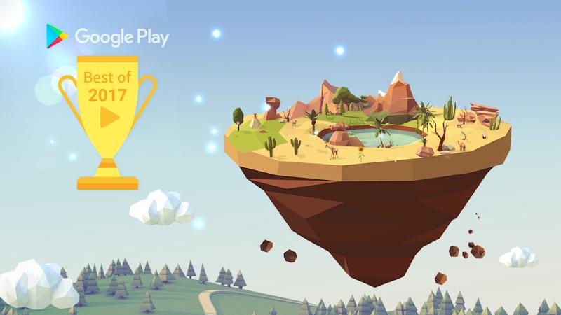 My Oasis - Calming and Relaxing Incremental Game Screenshot 6
