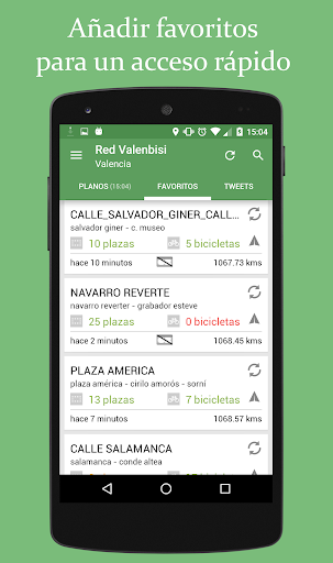 Valencia Valenbisi - screenshot