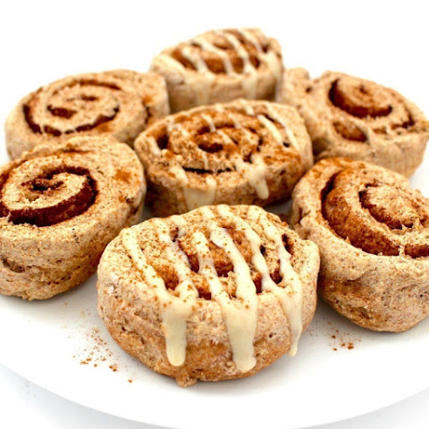 30-Minute Fat-Free Cinnamon Rolls