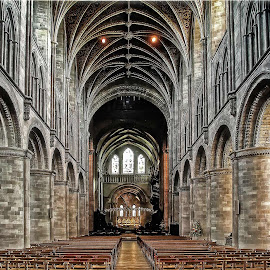 cathedral by Tomasz Marciniak - Buildings & Architecture Places of Worship ( uk, church, cathedral )