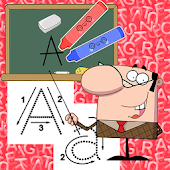 Alphabet Writing Learning ABC APK Descargar