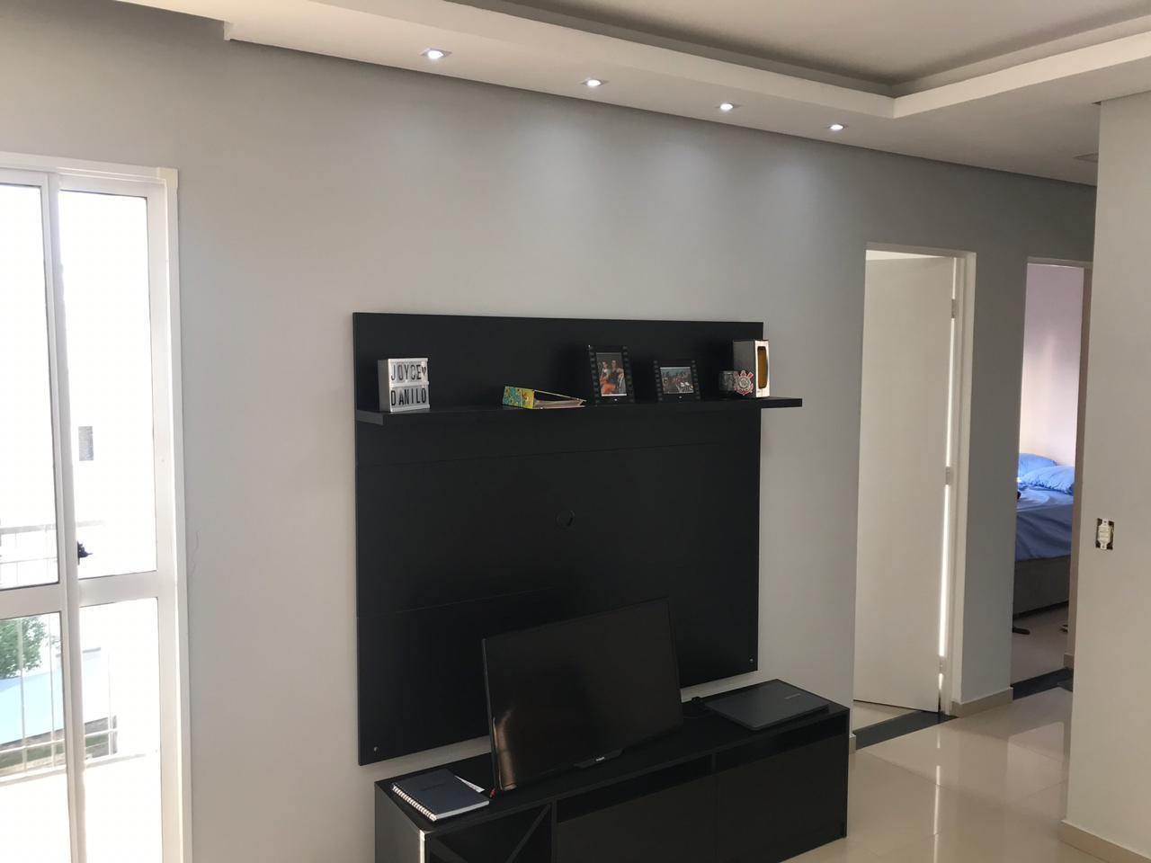 Apartamento com 2 dormitórios à venda, 48 m² por R$ 190.800 - Vila Inema - Hortolândia/SP