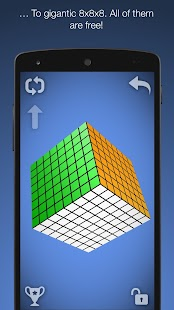 Cube Rubik apk screenshot