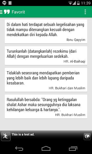 Nasihat Islam screenshot 3