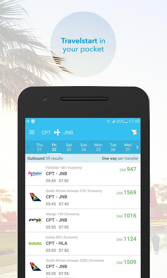 Flapp Air Commuter Screenshot 10