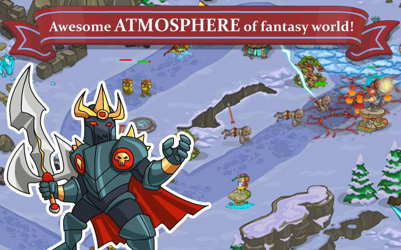 Fantasy Defense Screenshot 4