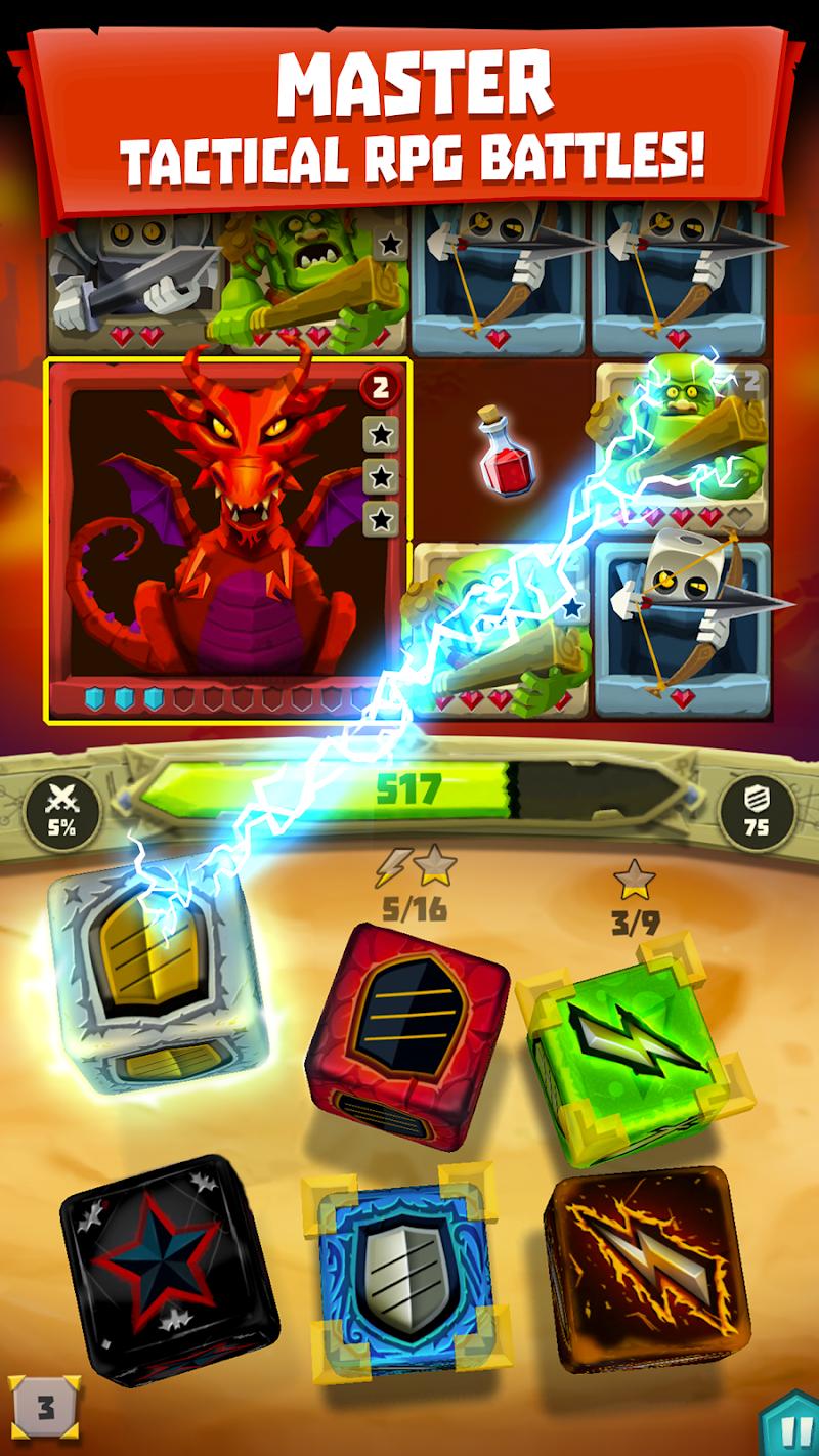Dice Hunter: Dicemancer Quest Screenshot 0