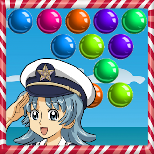 Marine Journey Bubble Shooter - screenshot