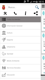 Navalcán Informa - screenshot