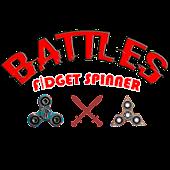 Game Fidget Spinner: Battles Hand Spinner Battle APK for Windows Phone