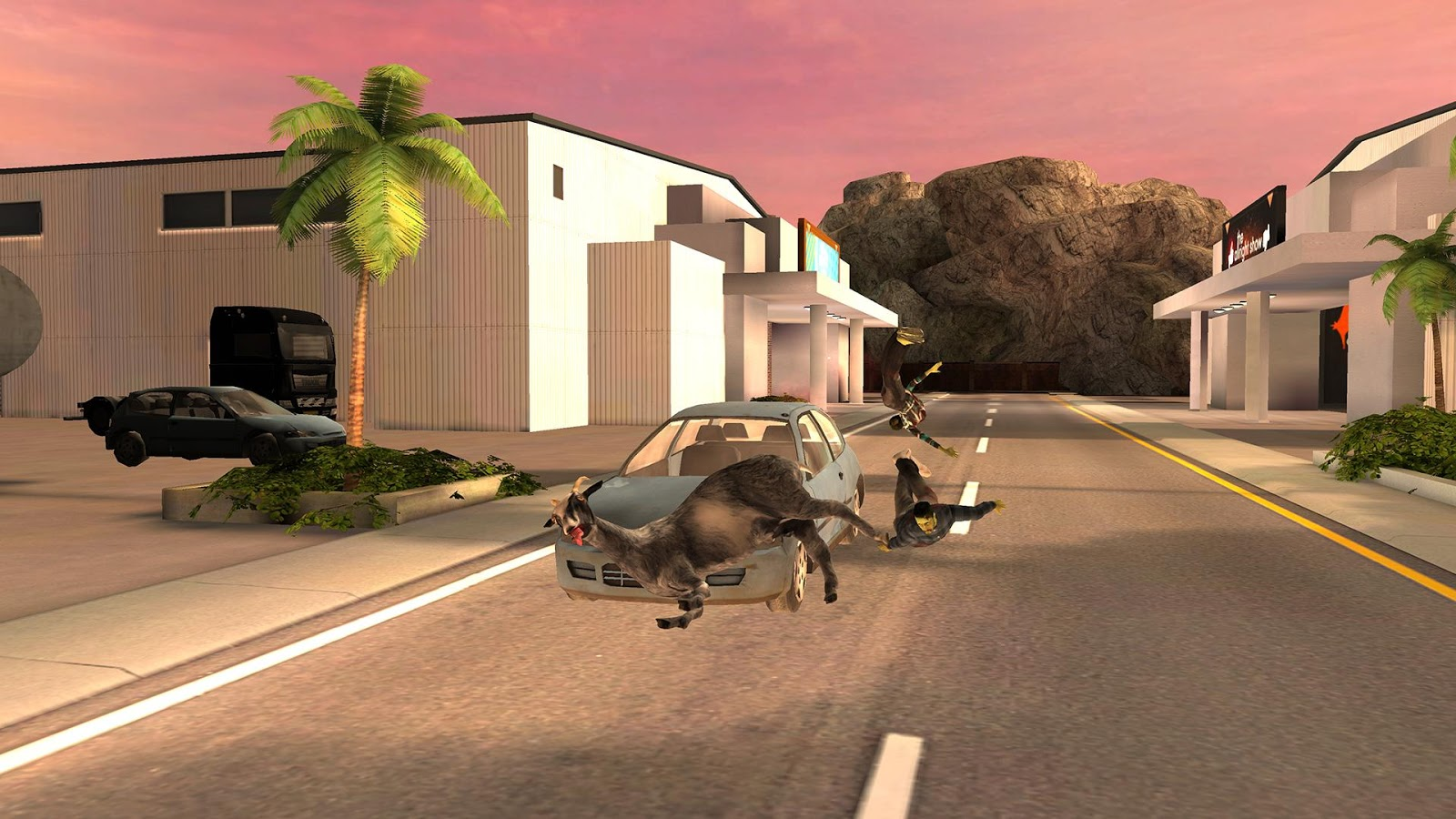 Goat Simulator GoatZ Screenshot 4