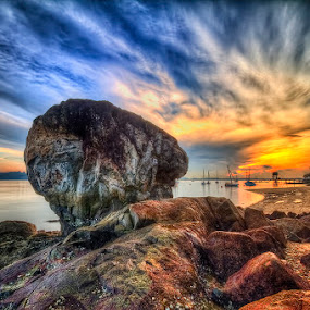 by Partha Roy - Nature Up Close Rock & Stone