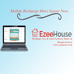 Easy Mobile Recharge at Ezeehouse.com