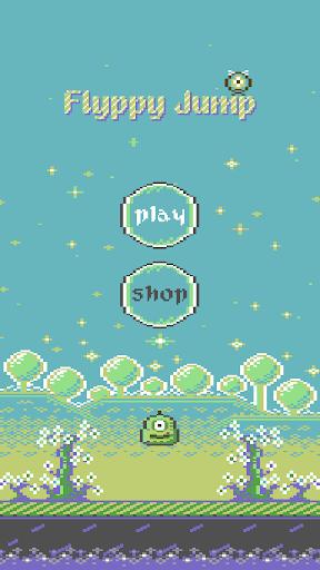 Flyppy Jump - screenshot