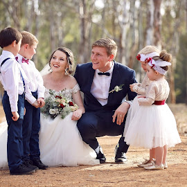 Listening to the kids by Peter Hutchison - Wedding Groups