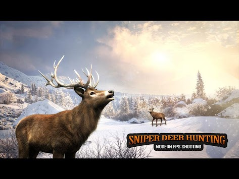 Sniper Deer Hunting Modern FPS Shooting Game APK screenshot thumbnail 20