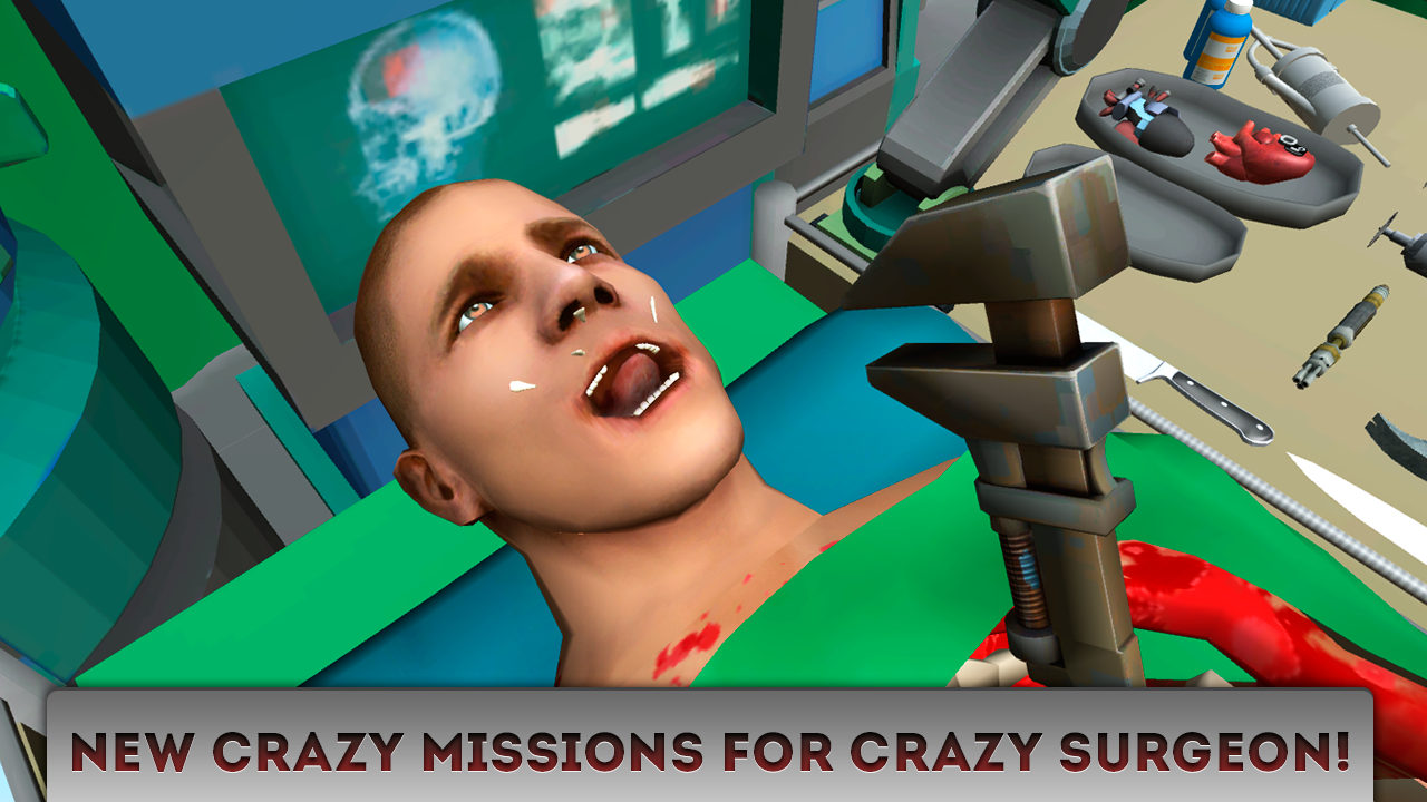 Surgery Simulator 2 Full Screenshot 2