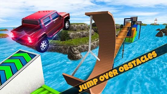 Jeep Stunt Tricks Master