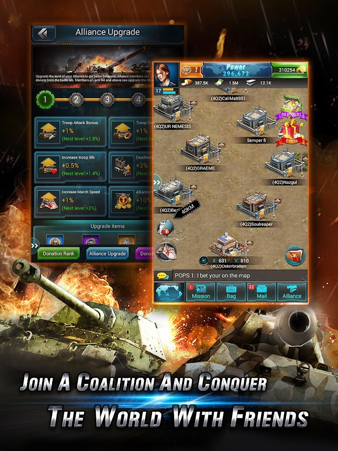 War Commander Screenshot 2