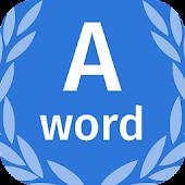 Aword: учите великобританский язык: английские слова