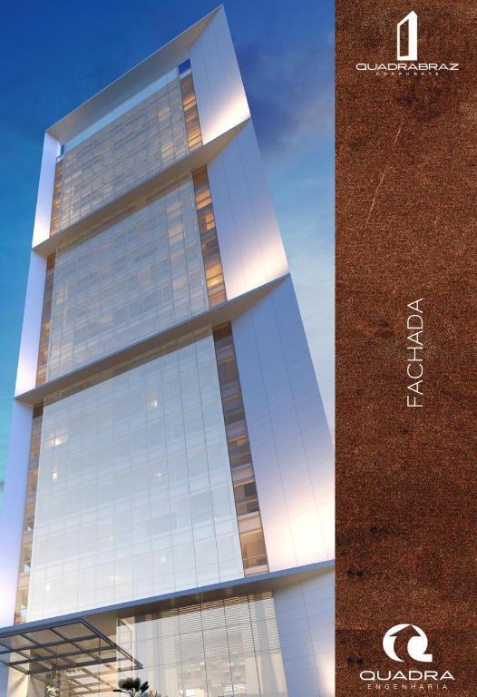 Sala à venda, 27 m² por R$ 230.037 - Nazaré - Belém/PA