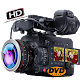hd camera dvd video APK