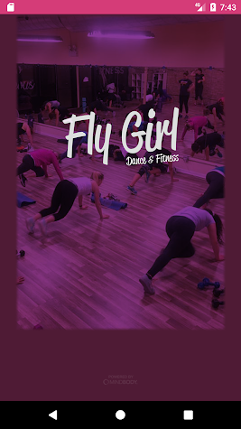 Fly Girl Dance and Fitness Screenshot