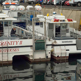 by Stephen Root - Transportation Boats