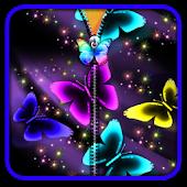 3D Butterfly Zipper UnLock APK for Bluestacks