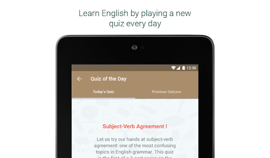 Learn English Vocabulary - Apps on Google Play