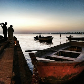 The Twilight Saga #mobileclick by Partha Dutta - Transportation Boats