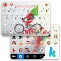 App New Year Kika Keyboard APK for Kindle
