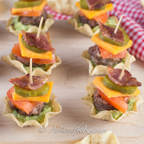 Tostitos Appetizer Sliders