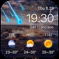 Best Galaxy Live Weather Widge